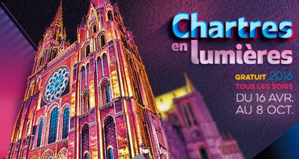 Chartres en lumière 2016